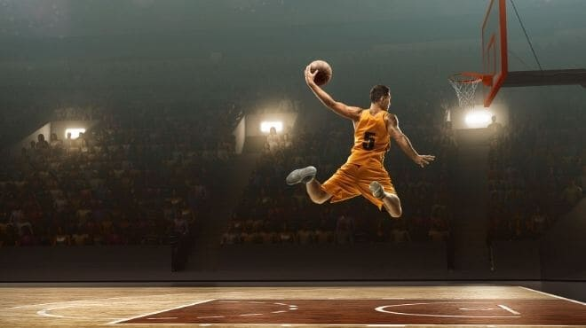 Basketball image 1