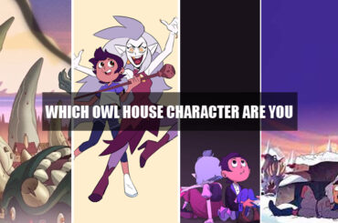 Which Owl House Character Are You