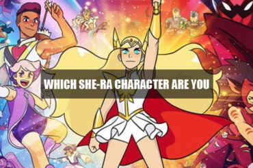 which she-ra character are you